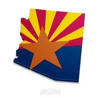 Map Arizona
