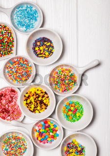 color sprinkles