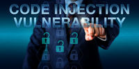 Developer Pushing CODE INJECTION VULNERABILITY