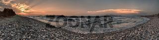 Insel Kos, Panorama 180°