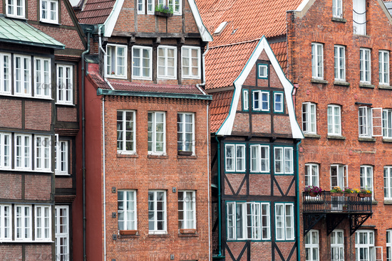 Oldtown in Hamburg