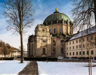 St. Blaise Abbey (Kloster St. Blasien), Black Forest, Germany