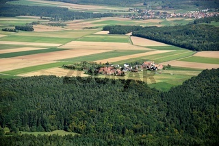 Erlenbacher Höfe bei Wiesenfeld
