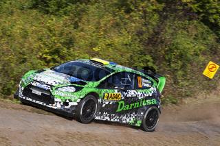 Yuriy Protasov Rallye Deutschland 2014