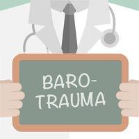 Medical Board Barotrauma
