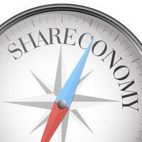 compass concept shareconomy