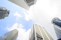 Singapore office buildings