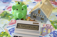 Sparen für das Eigenheim als Altersvorsorge