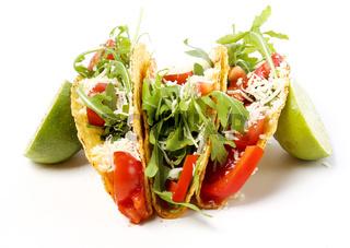 Delicious taco