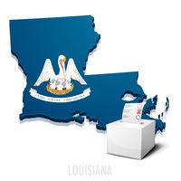 Ballotbox Map Louisiana