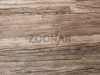 Hintergrund Holz mit Maserung, horizontal