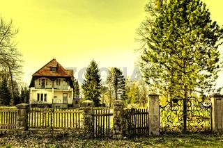Abrisshaus
