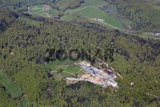 Klinik Barmelweid in Erlinsbach in der Schweiz