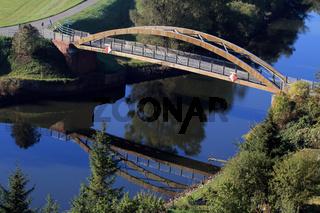Brücke von Stützkow, Oder, Brandenburg