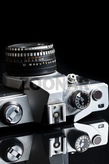 old analogue camera