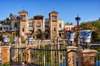 Mudejar Pavilion in Seville