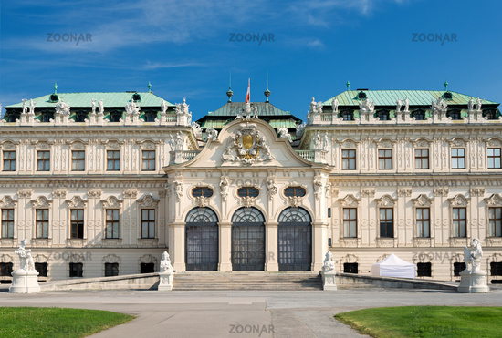 Schloss Belvedere Wien