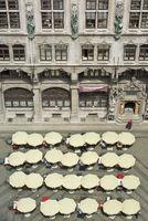 Restaurant at the Munich City Hall
