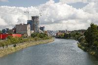 Ipswich Waterfront development site