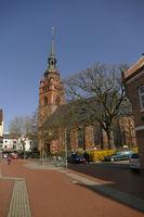 Stadtkirche St. Laurentii in Itzehoe