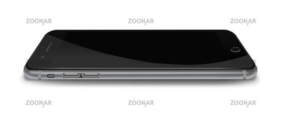 Fashionable phone realistic smartphone.