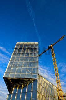 JIT Gebäude, Geneva, Schweiz