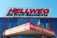 Logo Hellweg DIY market