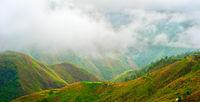 Range of mountains, Philippines