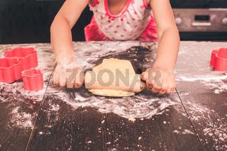 Happy little chef
