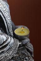 Buddha - touch