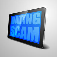 tablet Dating Scam