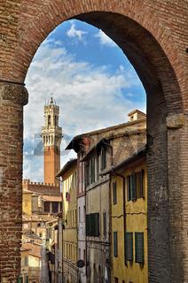 Durchblick - Siena