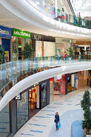 Skymall shopping mall, Ukraine