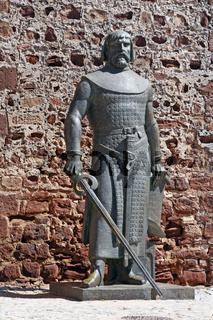 Statue of Sancho I of Portugal