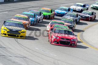NASCAR:  Apr 26 Toyota Owners 400