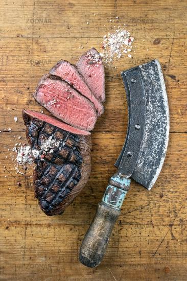 Barbecue Wagyu Point Steak