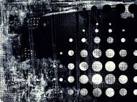 Grunge textured abstract digital background - collage