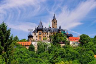 Wernigerode Schloss - Wernigerode castle 02