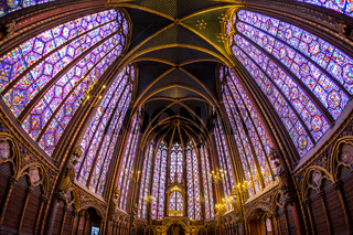 The Sainte Chapelle Paris