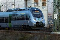 Bombardier Talent 2 der S-Bahn Mitteldeutschland.