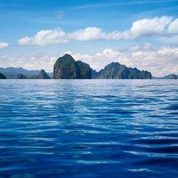 Inabuyatan Island in El Nido, Palawan - Philippines