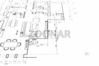 home plan blueprint
