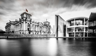 Berlin - Germany - government area