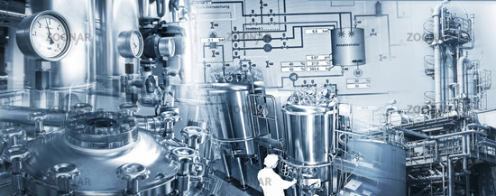 Chemical Industry and Pharmaceutical Industry