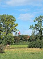 Lighthouse At The Baltic Sea Coast