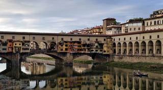 Toskana - Florenz - Ponte Vecchio