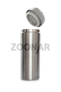 stainless thermos