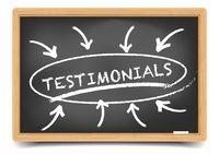 Testimonials Focus