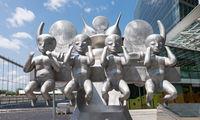 Bruno Grioncoli Skulptur