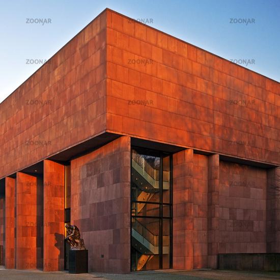 Kunsthalle Bielefeld, Bielefeld, East Westphalia, North Rhine-Westphalia, Germany